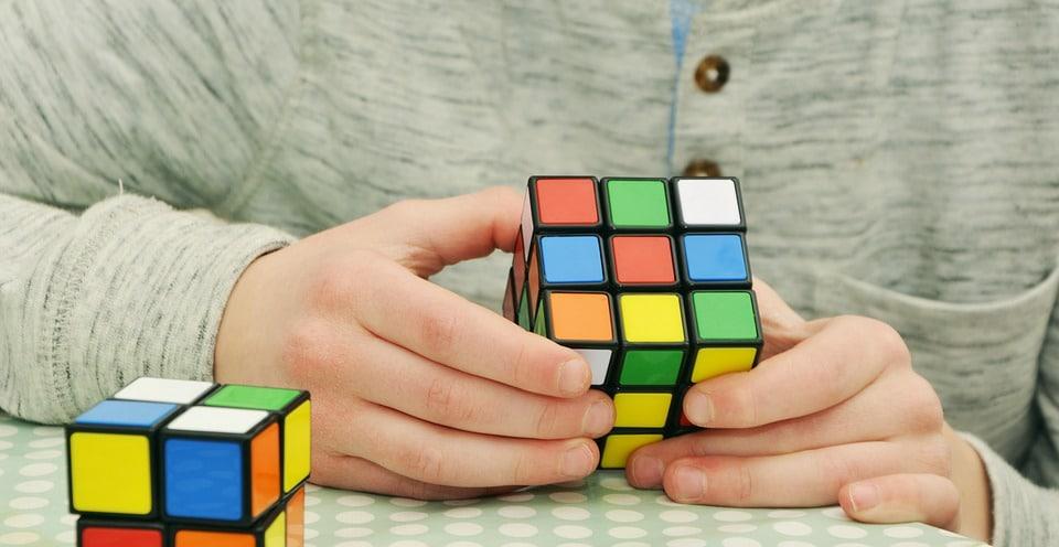 Comment faire un rubik's cube
