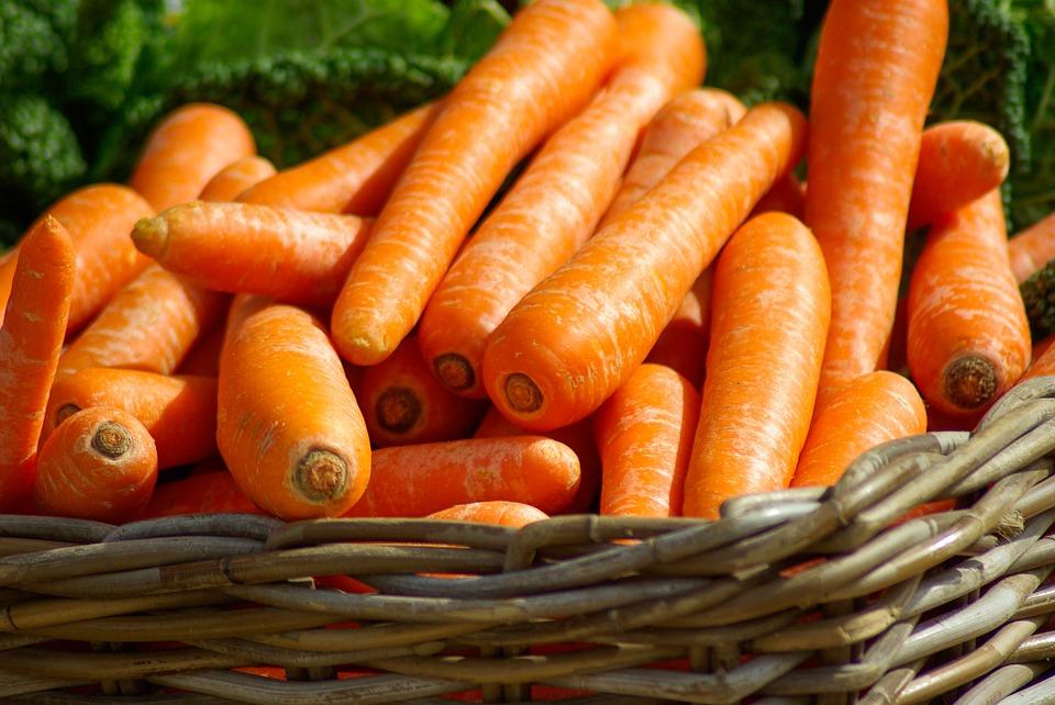 Cuisson carotte