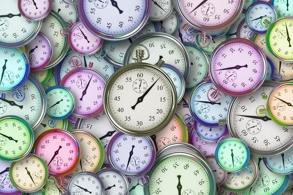 Minute en heure