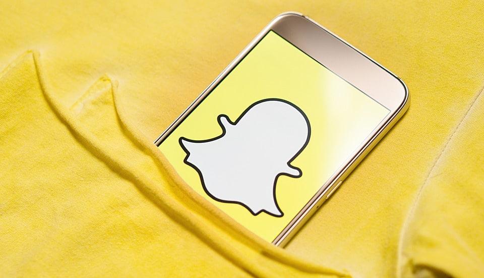 Snapchat connexion