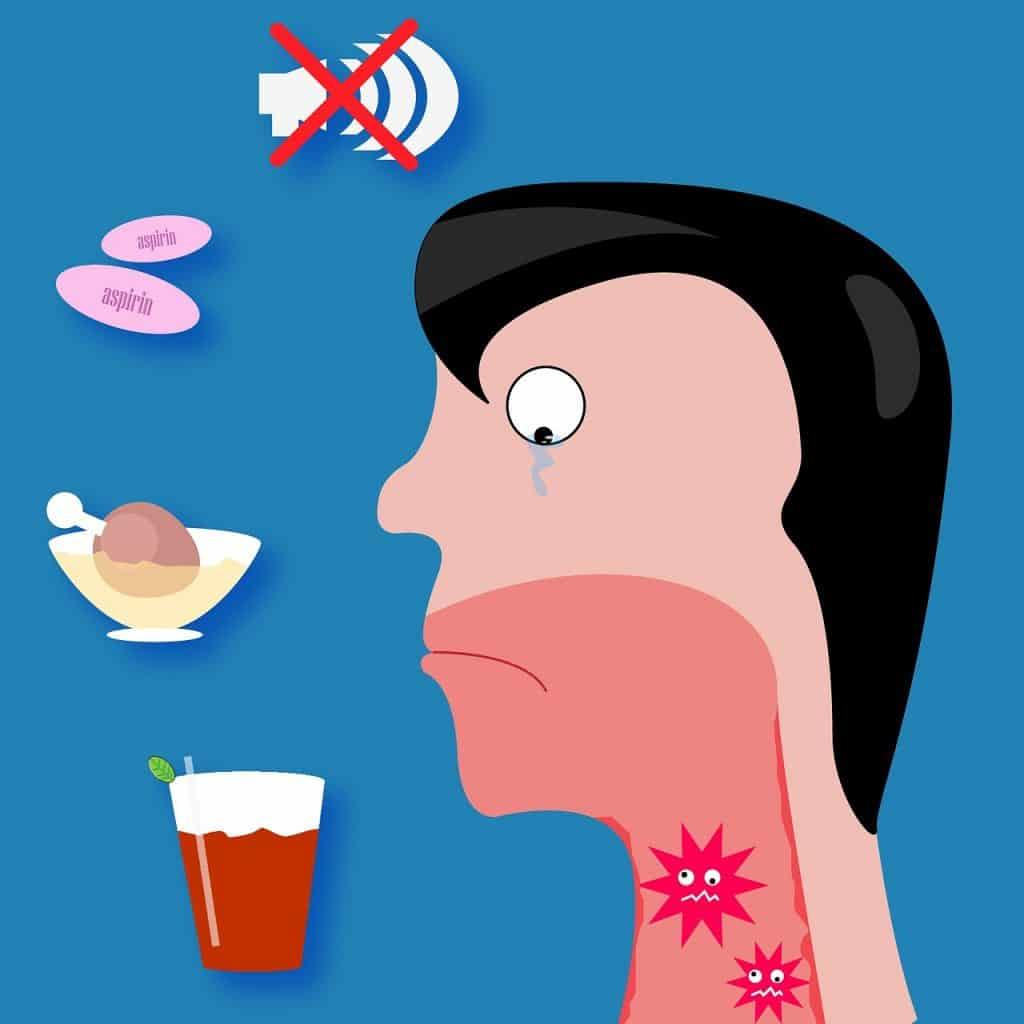 Soigner une angine comment faire
