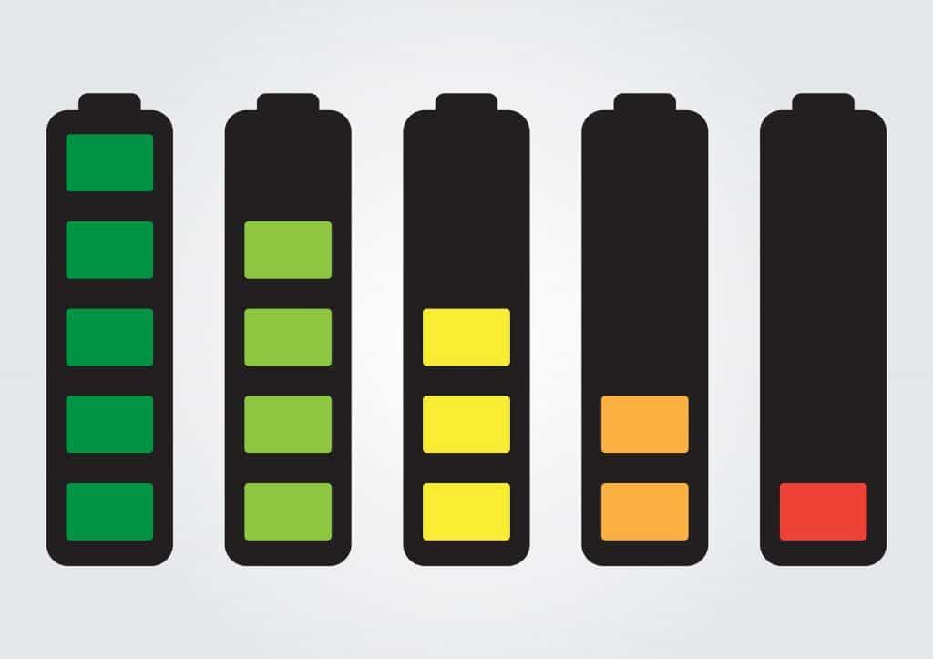 La batterie des iPhone X après une année d'utilisation