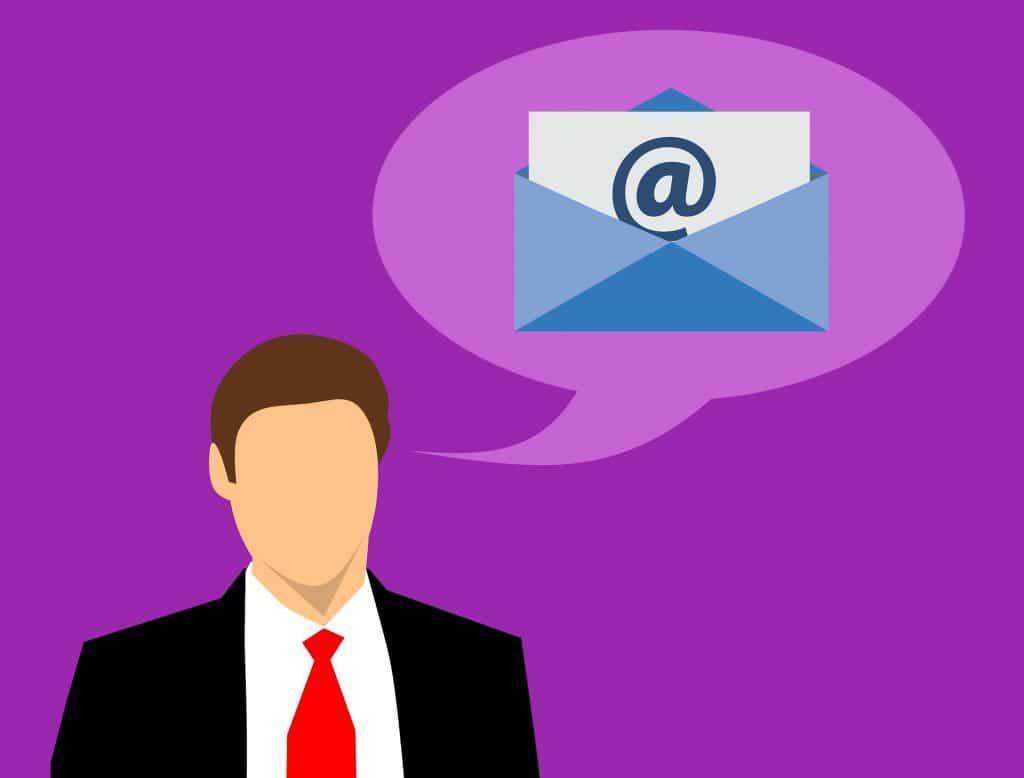 Formule de politesse mail