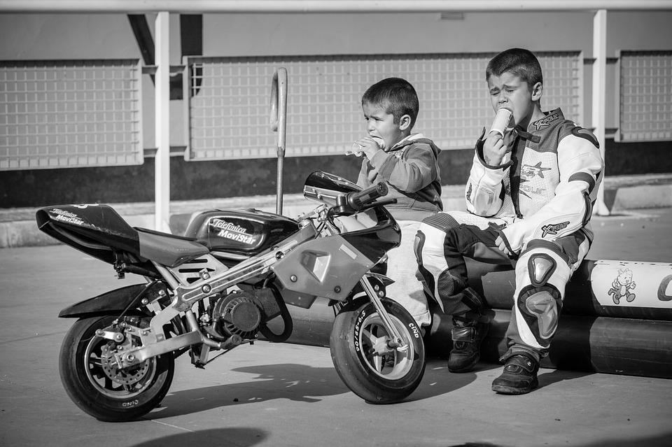 Motocross pour enfant : comment faire le bon choix?