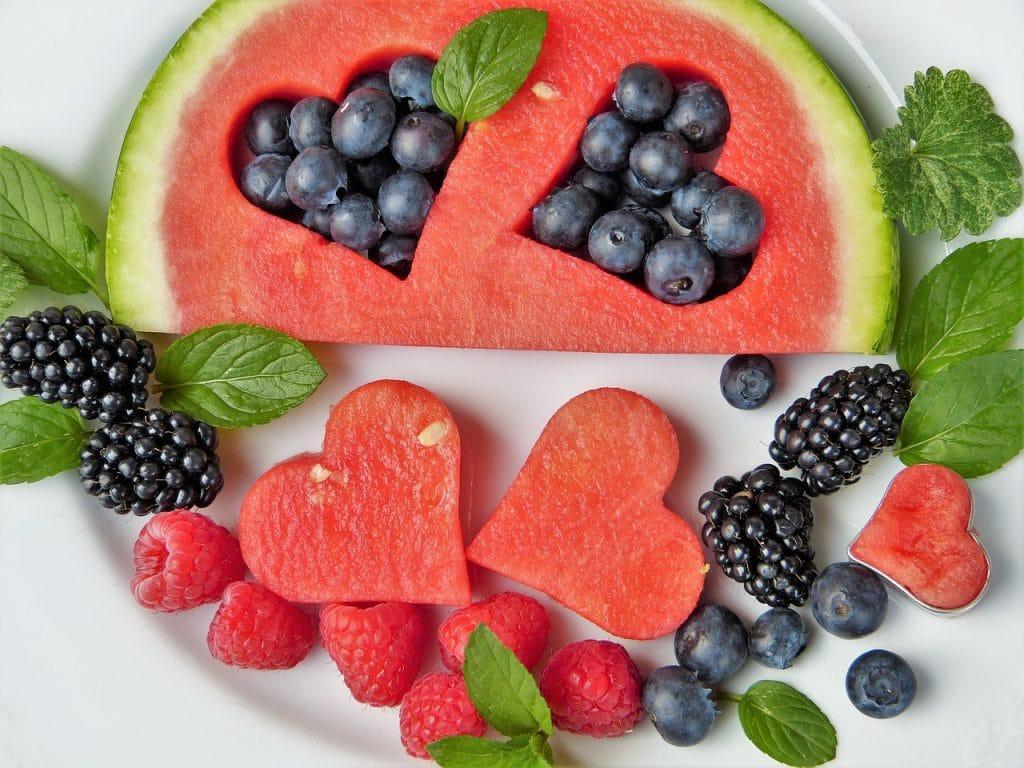 Calories fruits