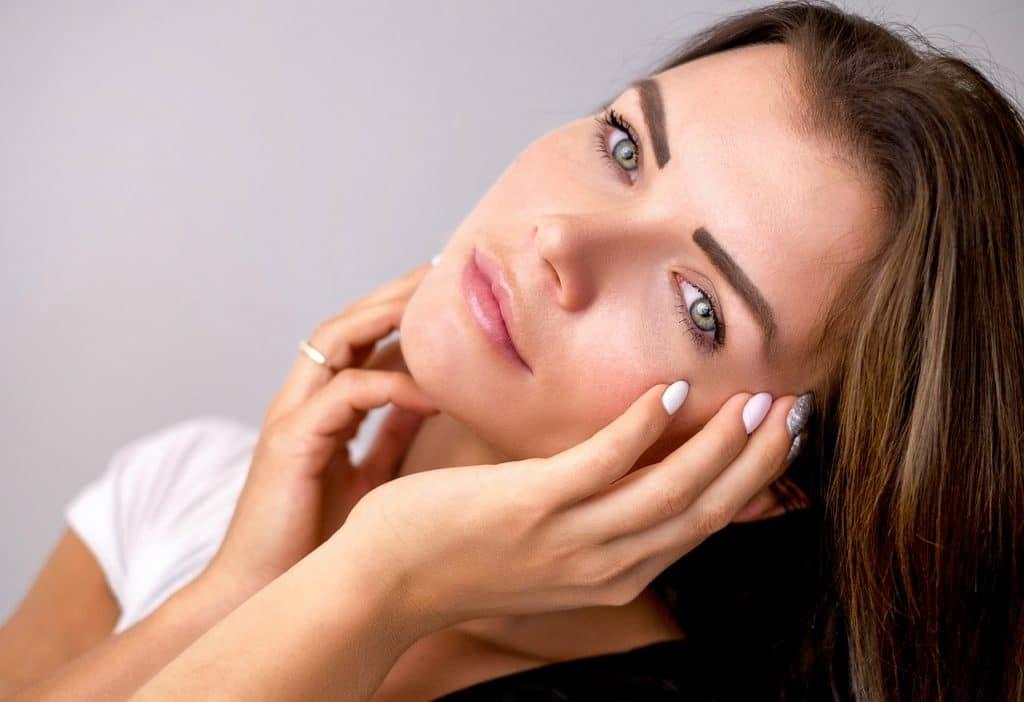 Champignon sur la peau