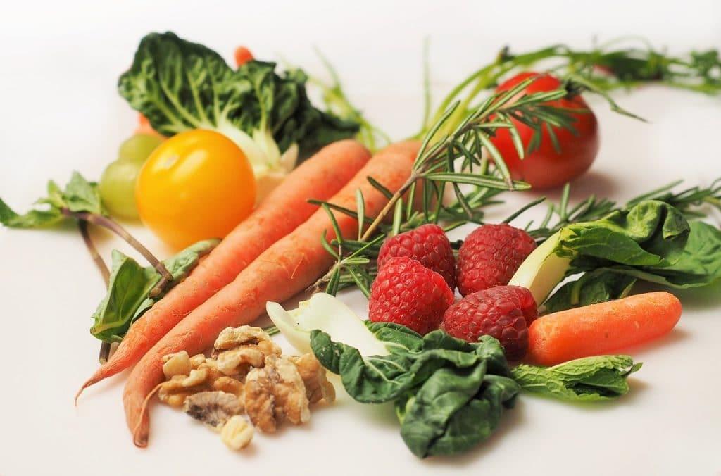 Menu chrononutrition