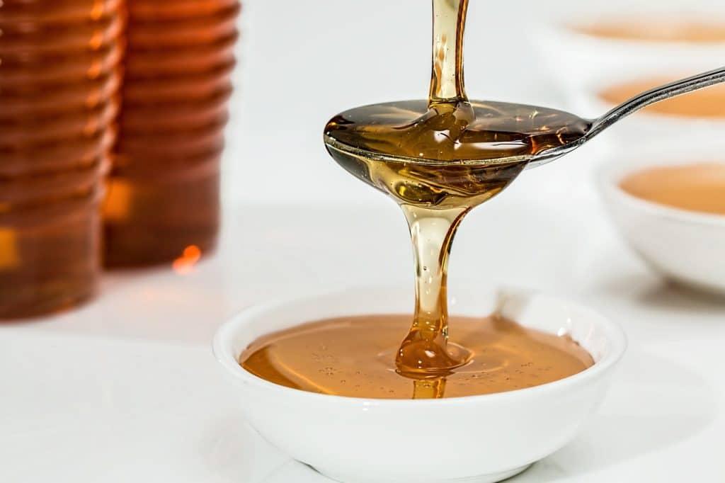 Miel et cannelle