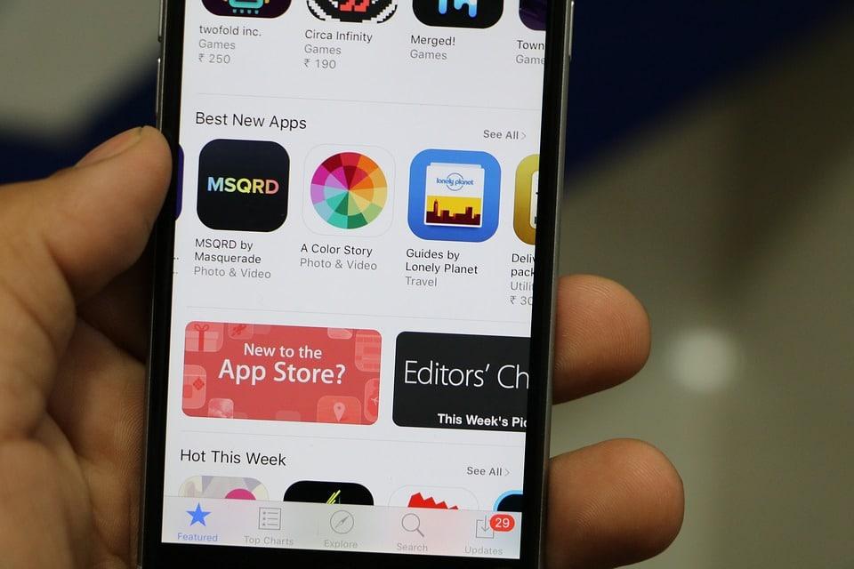 Apple : nouvelle année exceptionnelle pour les activités des services
