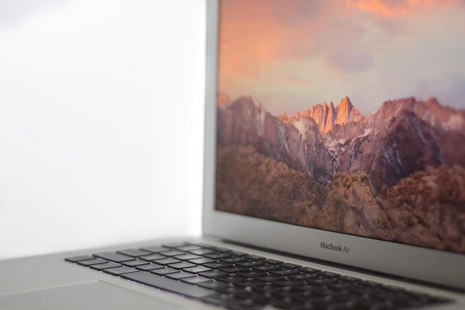 La présentation des derniers produits Apple
