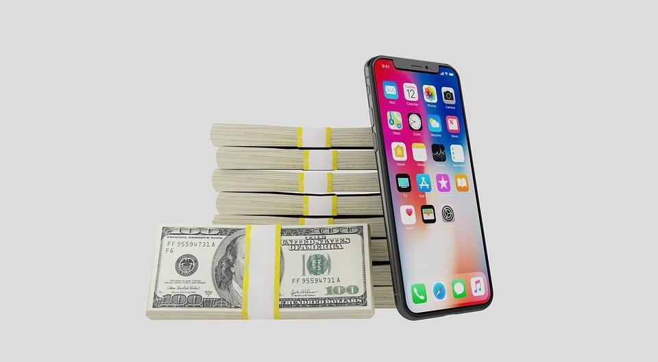 Apple abandonne le marché de masse, car l'iPhone de vient luxueux