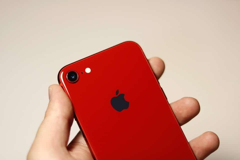 Apple : un iPhone 8 remis à neuf pour 499 dollars