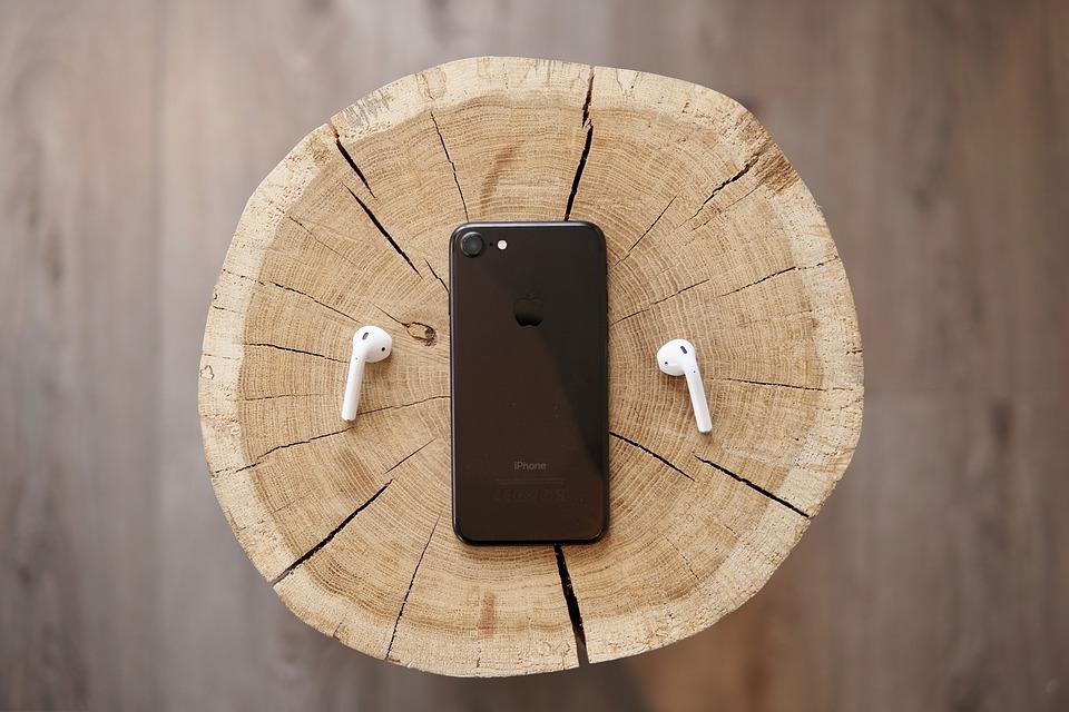 Transformer iPhone ou iPad en un moniteur mobile pour bébé