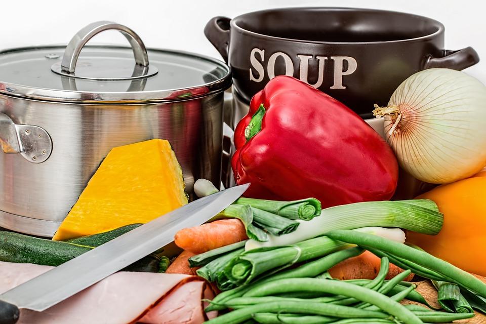 Soupe De Legumes Thermomix Une Recette A Faire Chez Soi Avec Son Robot