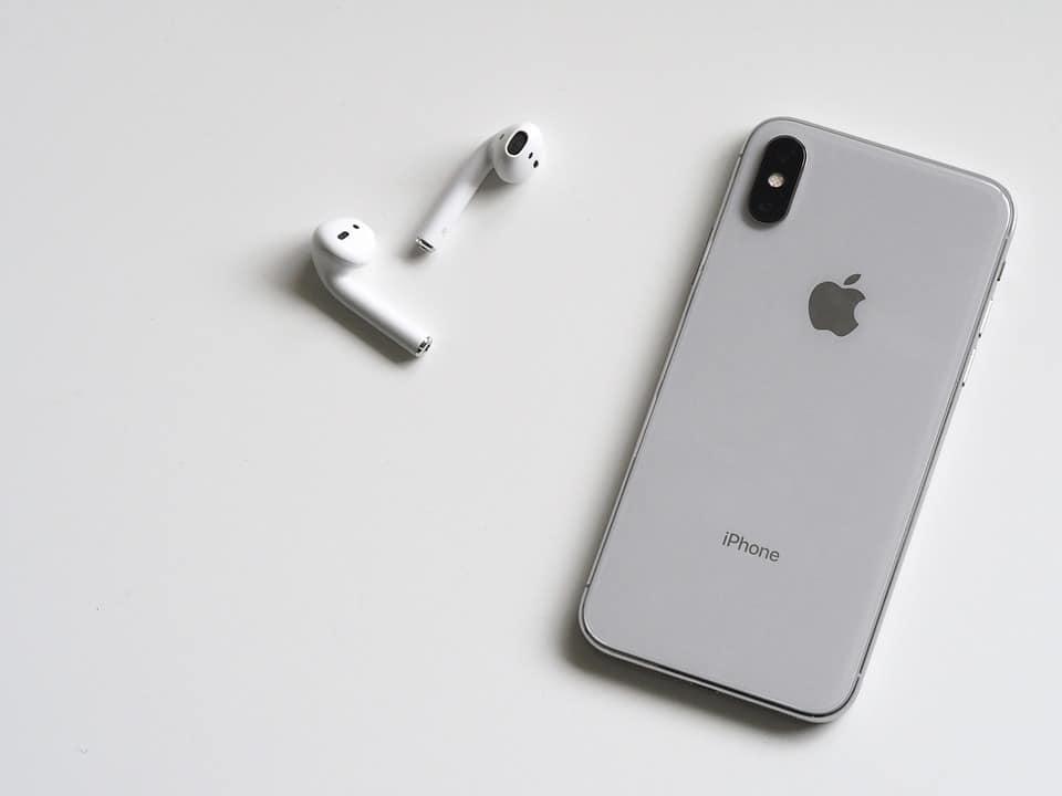 Apple : préparation d'un iPhone pliable