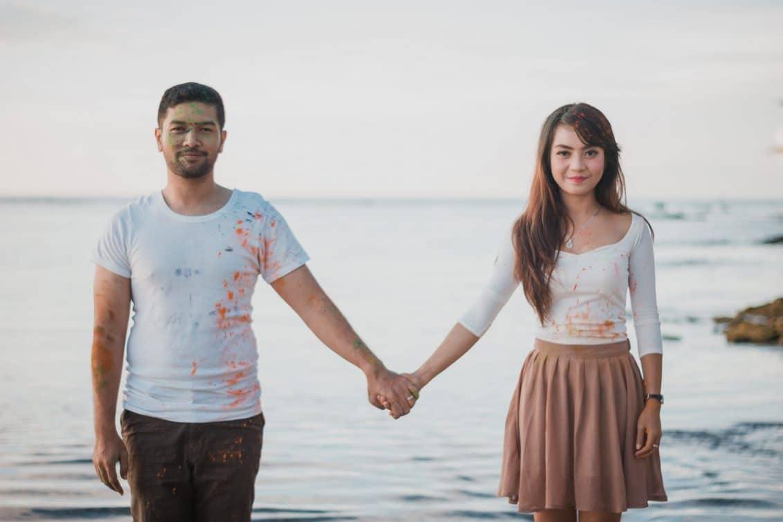 Possible homme et femme