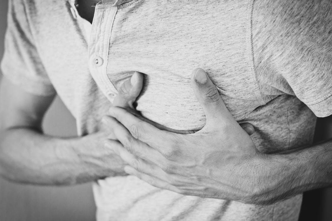 Pointe au cœur : les signes d'alerte!