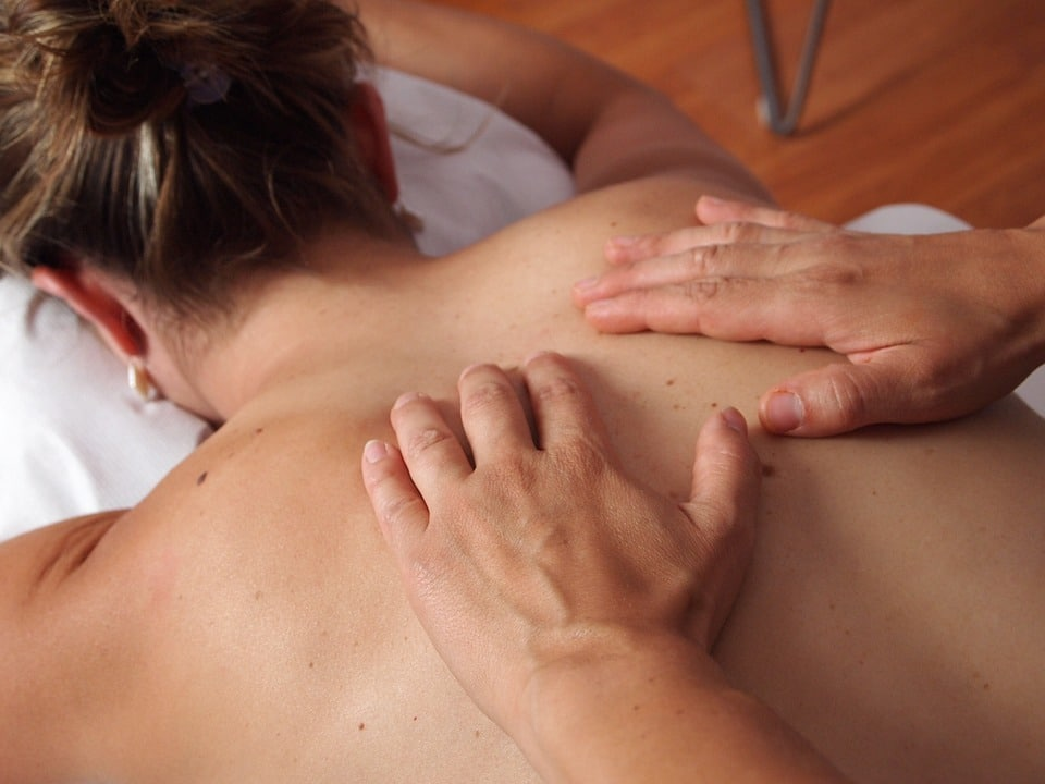 Massage de seins