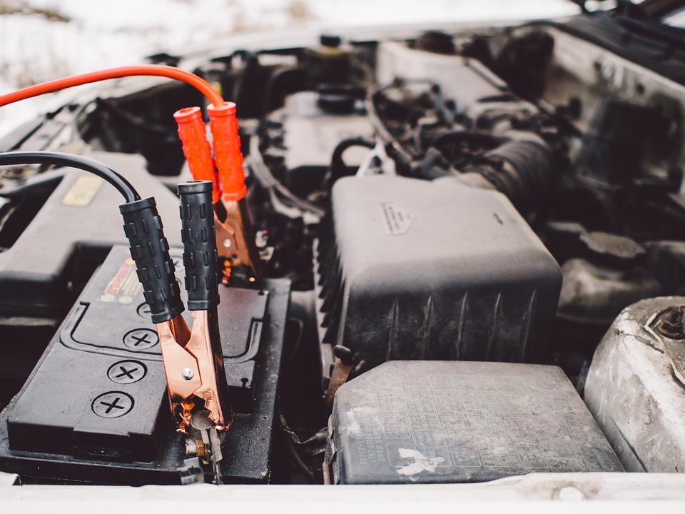 Tester batterie voiture