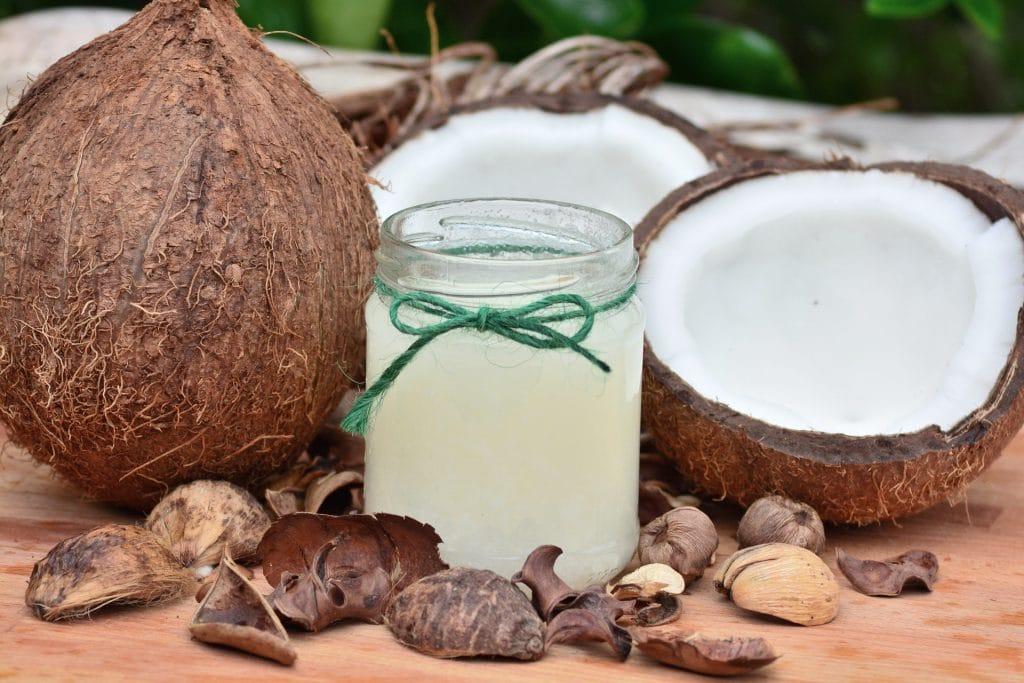 Huile de coco: usage et bienfaits