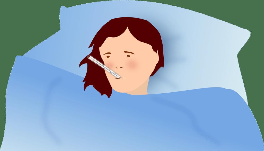 Scarlatine : les symptômes de la fièvre scarlatine