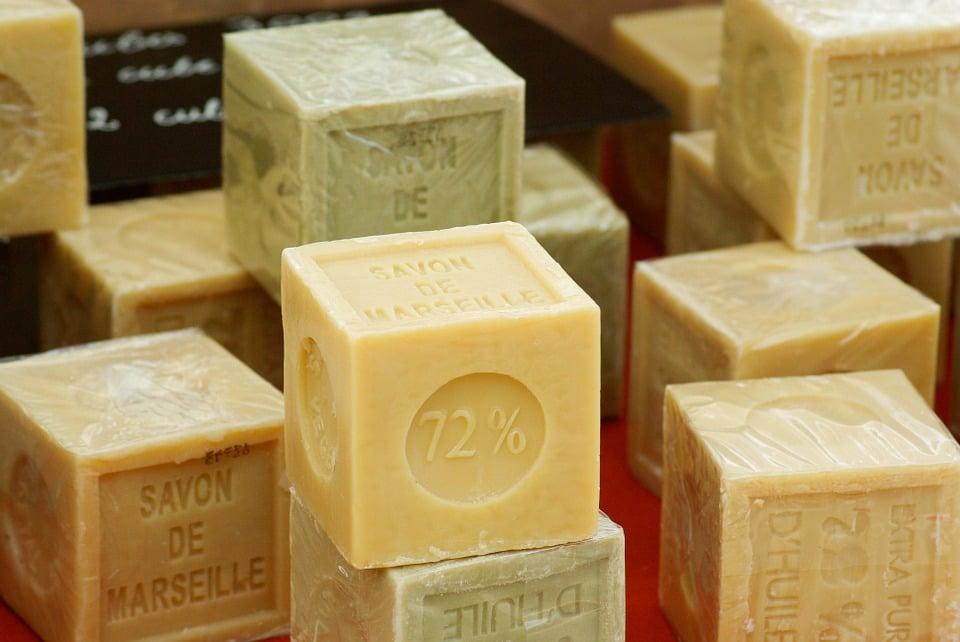 Lessive maison : essayez le savon de Marseille