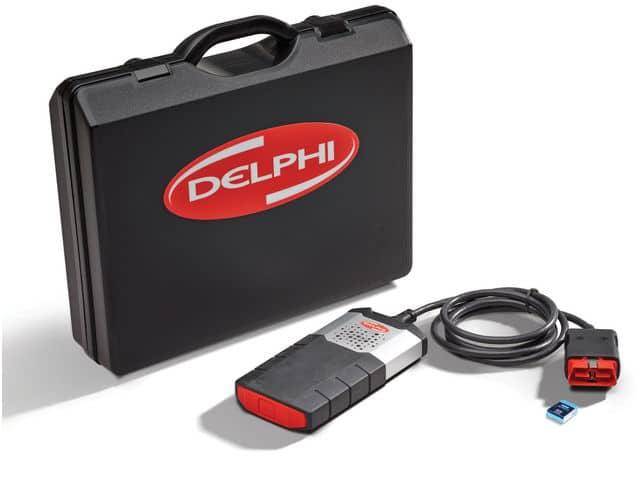 valise delphi ds150e