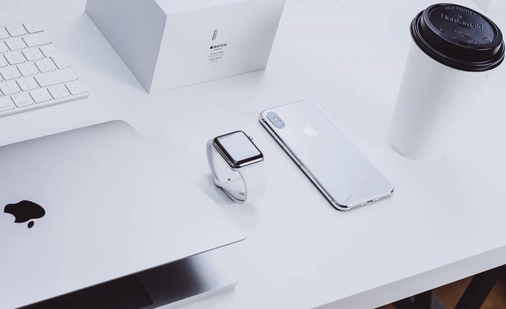 Les produits d'Apple
