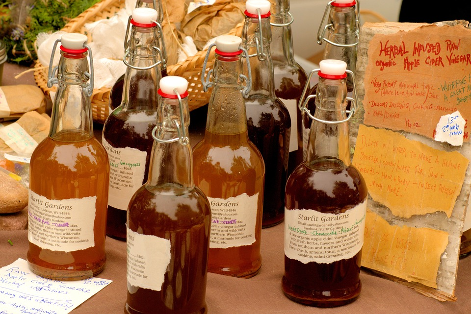Régime vinaigre de cidre : une solution naturelle pour maigrir