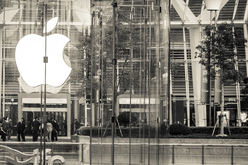 Apple : début de novembre noir