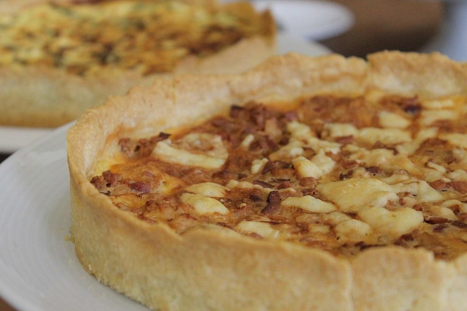 Quiche lorraine sans pâte : Comment faire ?