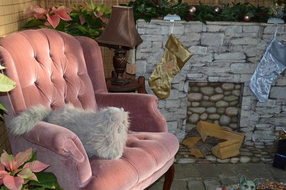 Raviver : comment procéder pour les fauteuils en velours ?
