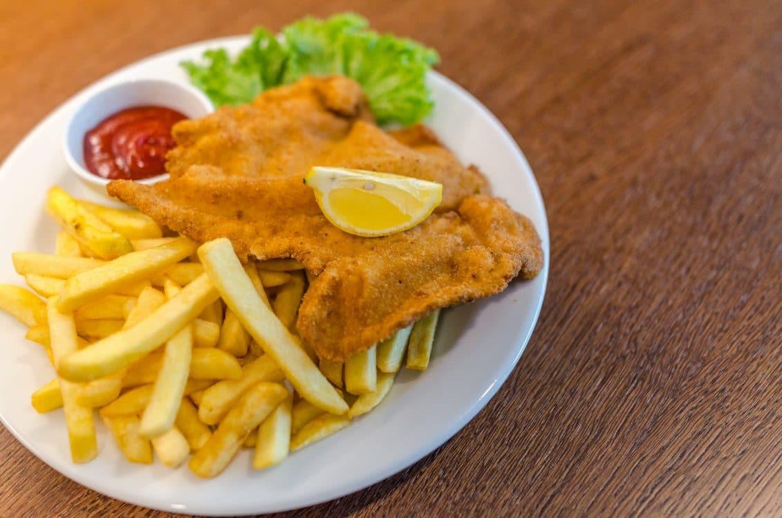 Escalope de poulet panée: comment en cuisiner ?