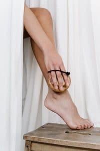 Les signes cliniques d'une rupture du tendon d'Achille