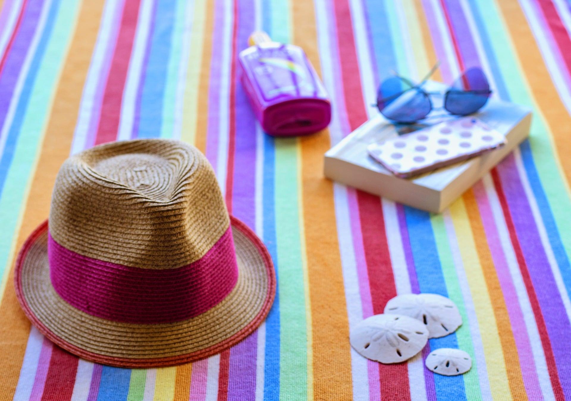chapeaux de paille femme