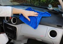 entretien cuir voiture
