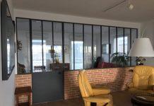 choisir une verrière intérieure en acier ou une verrière intérieure en bois